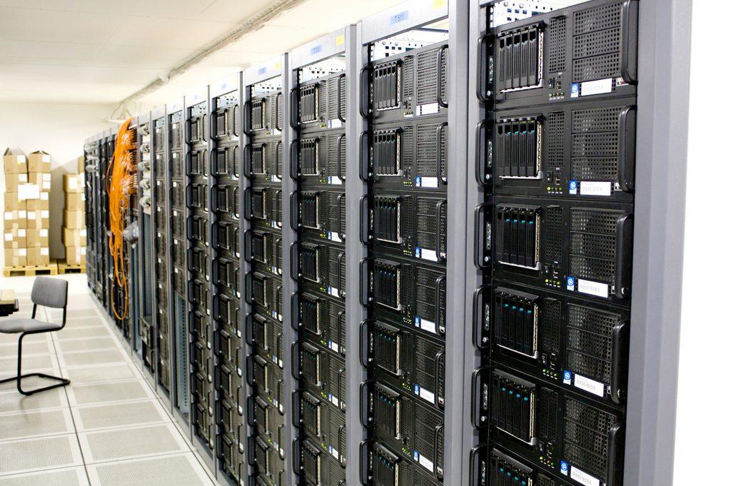 servidor cluster