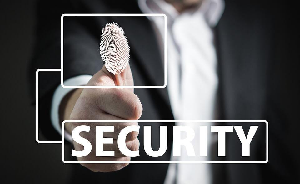 segurança nos dados