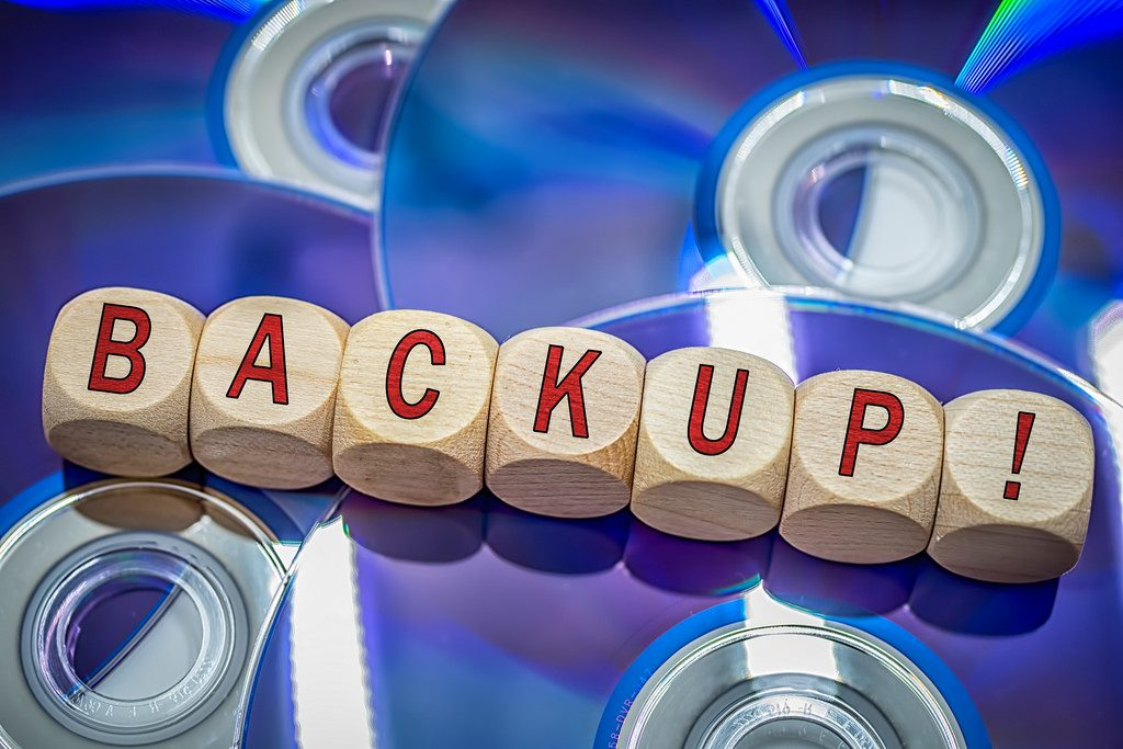 software para backup
