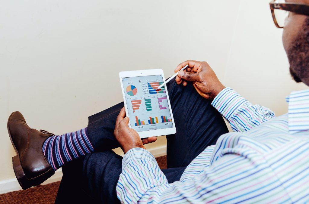 Analise de dados para planejamento financeiro empresarial