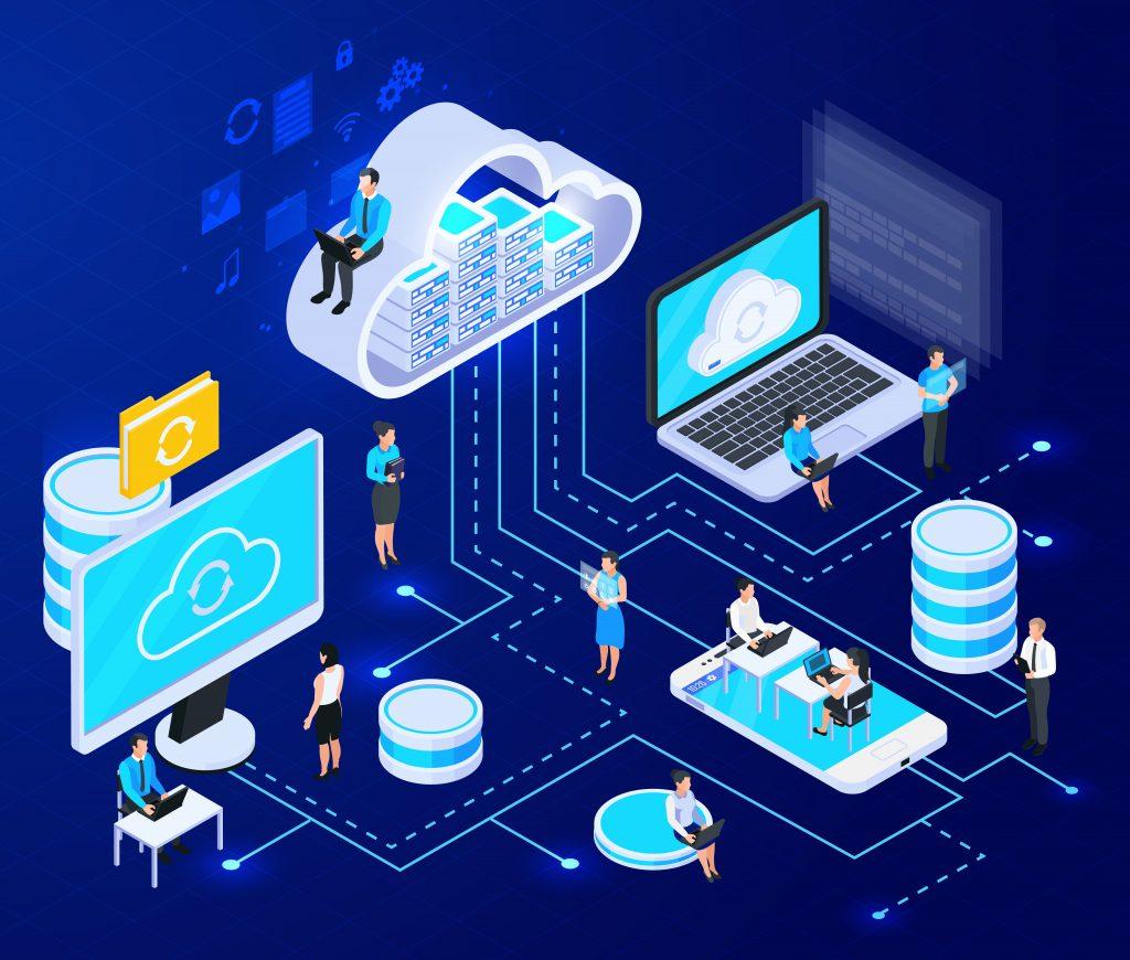 Cloud computing é uma opção de Tecnologia na Indústria
