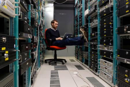 gestão de datacenter